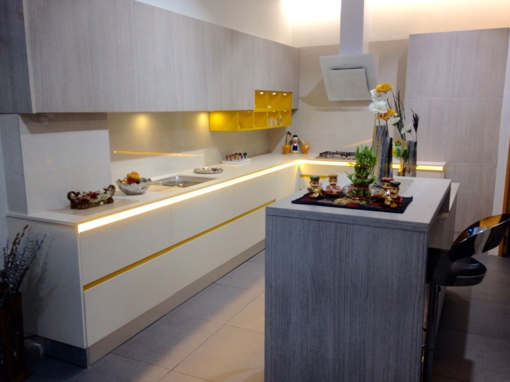 Modular Kitchen Designs Kochi